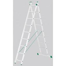 Лестница 2-секционная iTOSS Eurostyl 243/404 см (7509)