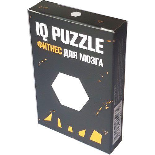 iq puzzle шестиугольник как собрать